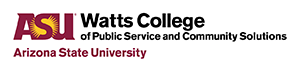 ASU Watts College of Public Service and Community Solutions logo